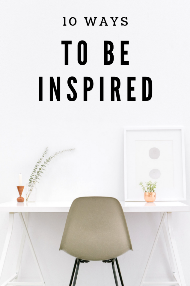 Clean Office is in Inspired Life 0 How to Be Inspired