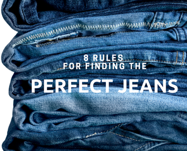 Rules for Finding the Perfect Jeans