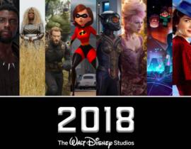 2018 Walt Disney Studios Motion Pictures Round-up!