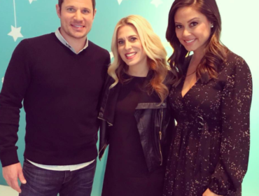 #SleptLikeThis Pampers Experience with Nick and Vanessa Lachey