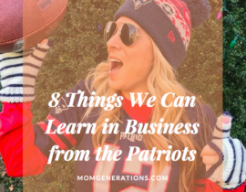 8 Things We Can Learn in Business from the Patriots