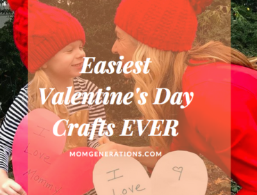 Ridiculously Easy Valentine's Day Crafts for Kids