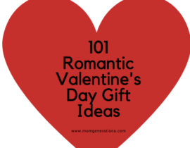 101 Romantic Valentine's Day Gift Ideas