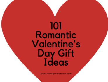 101 Romantic Valentine's Day Gift Ideas