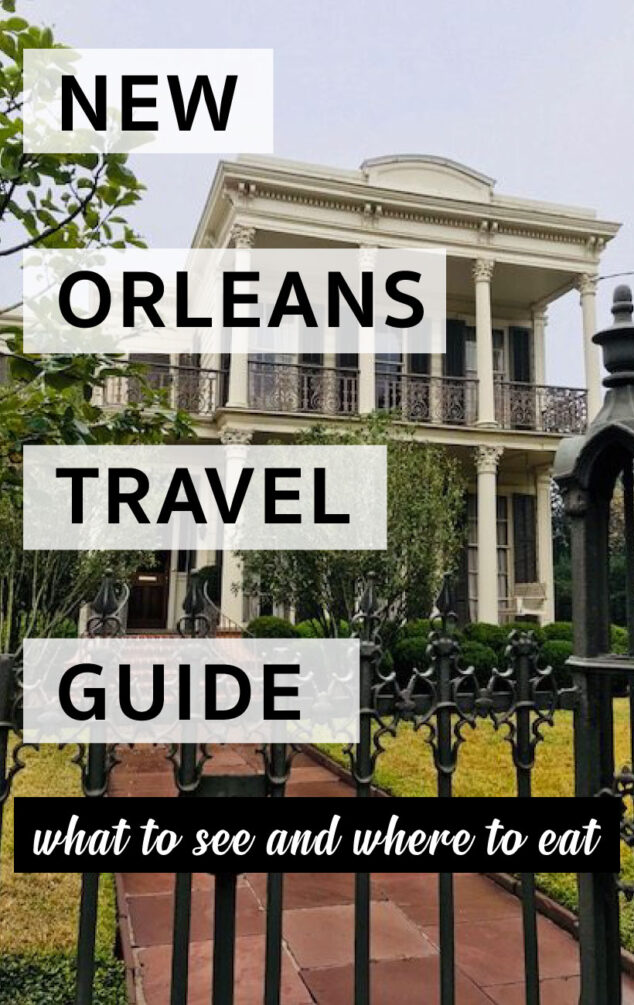 New Orleans Trip - Travel Guide