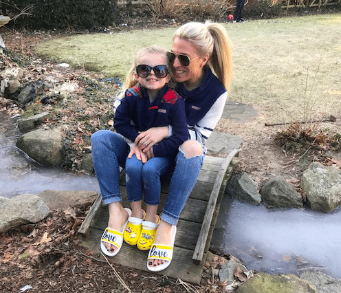Twinning with Drew Barrymore ♥ Crocs Color-Block Collection