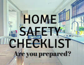 Home Safety Checklist for Parents and Caretakers
