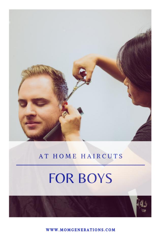 At Home Haircuts