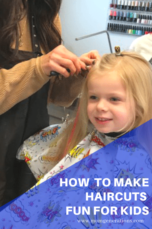 Haircuts Fun for Kids