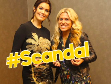 Bellamy Young Dishes on Scandal, A Wrinkle in Time and Social Media