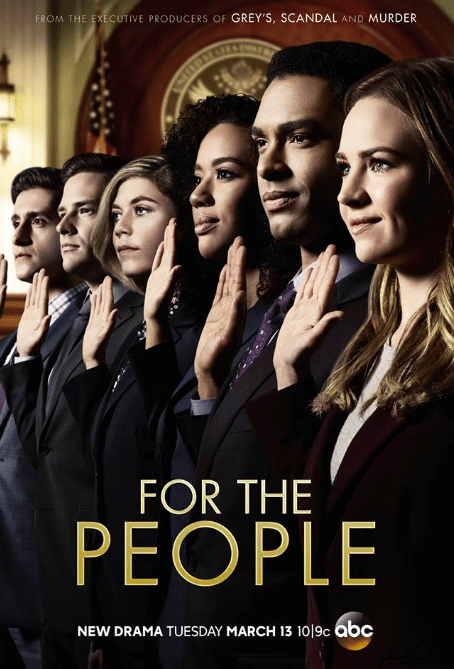 ABC For The People Cast