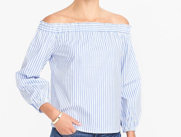 Deal Alert of the Day: J.Crew Factory EXTRA 50% OFF!