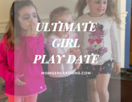 Ideas for Girl Play Dates