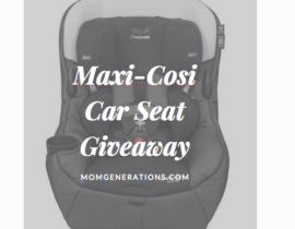 Rachel Zoe x Maxi-Cosi Luxe Sport Collection Convertible Car Seat