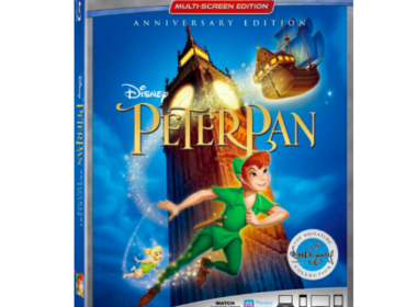 Peter Pan 65th Anniversary Walt Disney Signature Collection