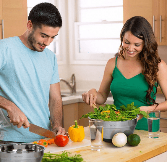 Cooking with your Husband