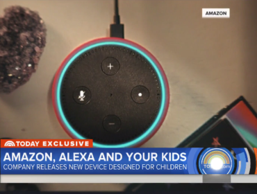 Amazon Releases Echo Dot Designed for Children
