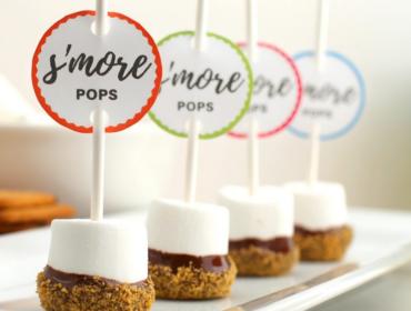 S'more Pops