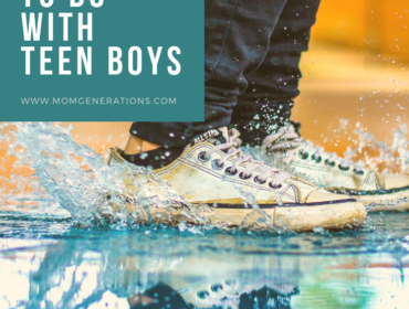 Activities to Do with Teens