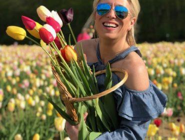 Visit a Local Tulip Farm