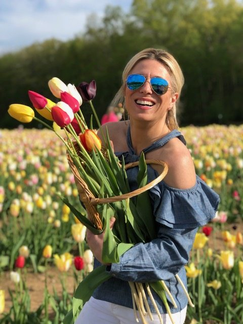 Visit a Local Tulip Farm