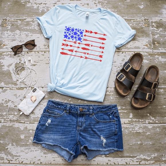Cute Fourth of July Shirts