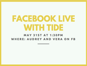 Facebook Live with Tide