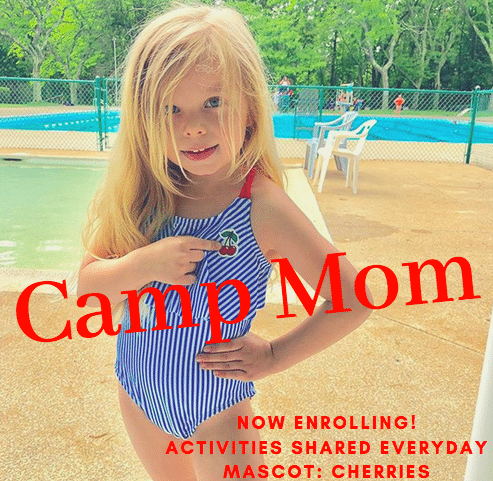 camp mom things to do with toddlers in the summer