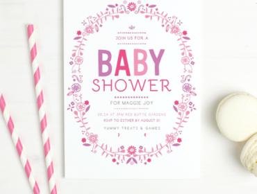 Where to Buy Baby Shower Invitations