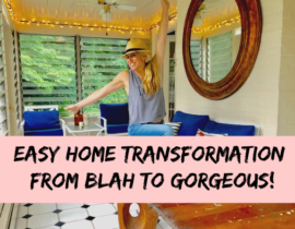 DIY HOME TRANSFORMATION: PORCH PROJECT FOR THE WIN