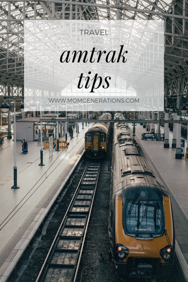 Amtrak Travel Tips