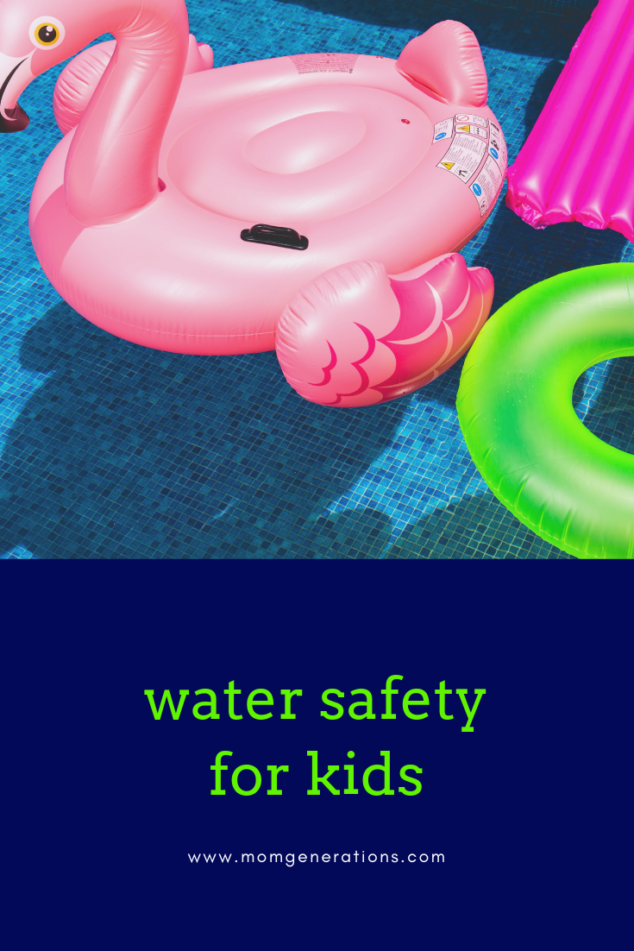 8 Tips for Water Safety for Kids