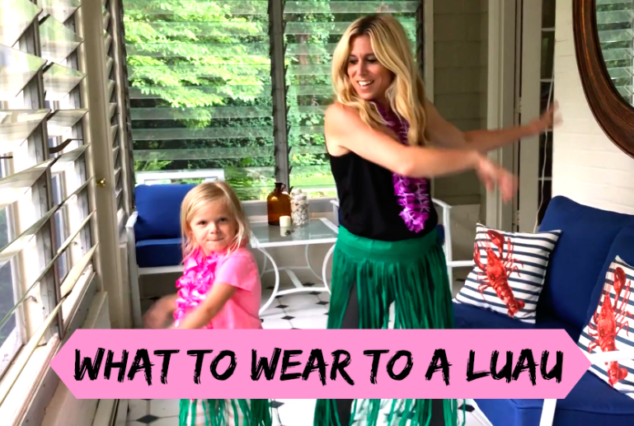 What to Wear to a Luau Party - Luau Wear