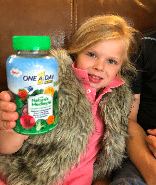 Why Your Family Needs One A Day with Nature's Medley