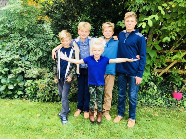 Back to School Style with Lands' End
