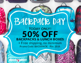 Backpack Day Lands' End