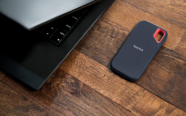 SanDisk - Extreme 1TB External USB 3.1 Gen 2