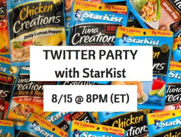Twitter Party with StarKist