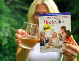 Girl's Night In - Book Club
