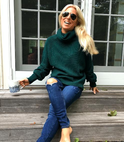 cabi Fall 2018 Cowl Pullover