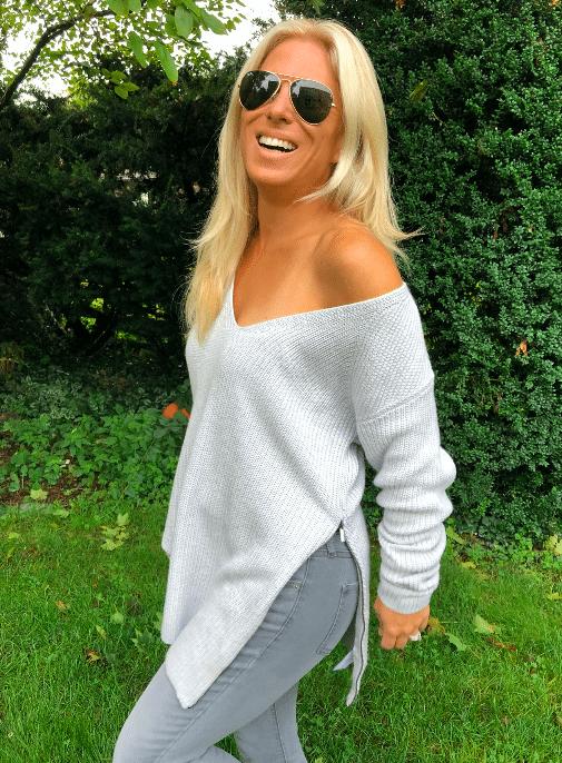 cabi Fall 2018 Deep-V Pullover