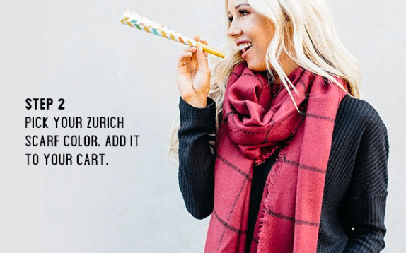 Zurich Blanket Scarf