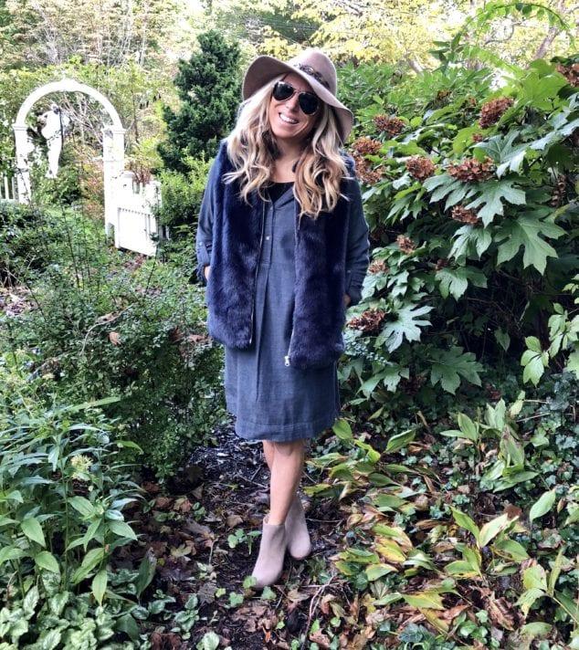 3 Easy Ways to Wear Faux Fur