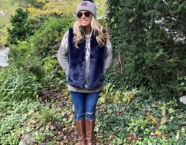 3 Easy Ways to Wear Faux Fur