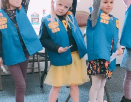 Why your Daughter should be in the Girl Scouts