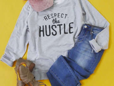 Style Steals: Graphic Sweatshirts