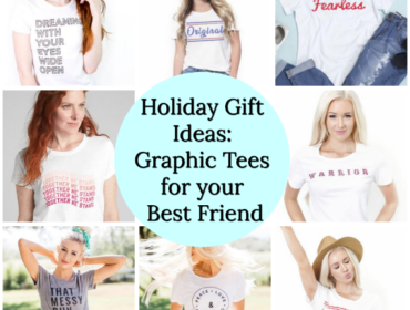 Holiday Gifts: Funny Graphic Tees for your Best Friend