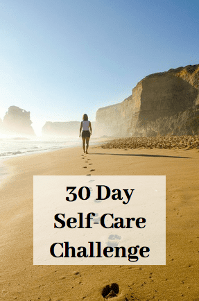 30 Day Self-Care Challenge. Are you game to pamper YOU for the next 30 Days?