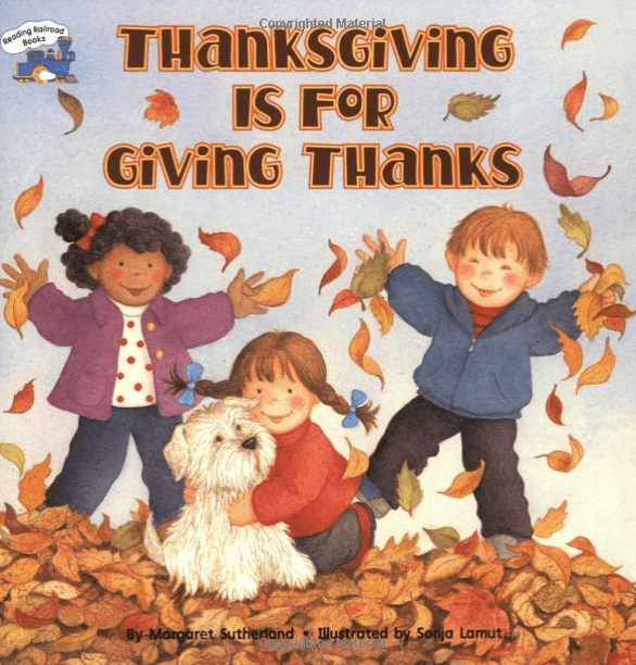 Thanksgiving Is for Giving Thanks!