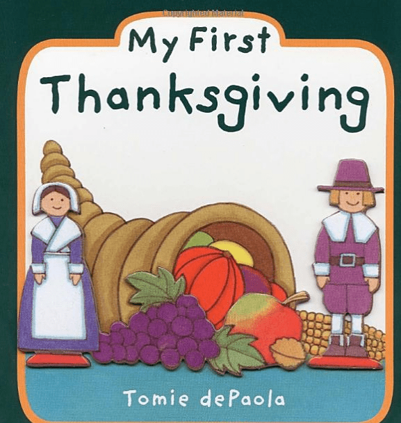 My First Thanksgiving